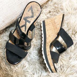 AK Sport | Anne Klein Wedge Sandals
